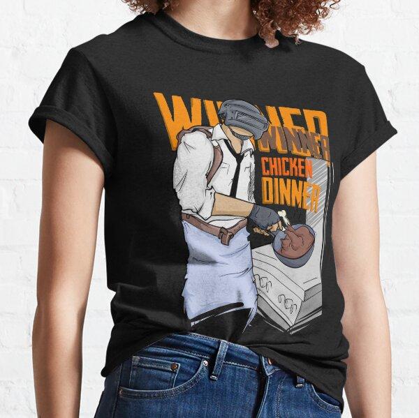 PUBG - Winner, Winner Chicken Dinner Merchandise Classic T-Shirt