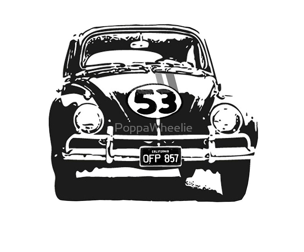 Shadow Herbie by PoppaWheelie