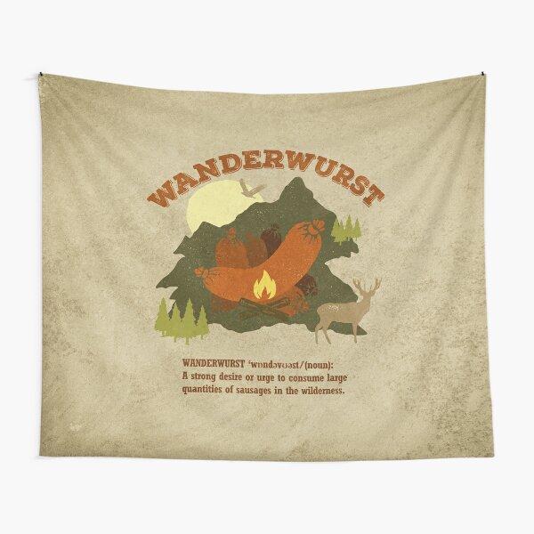 WanderWurst Tapestry
