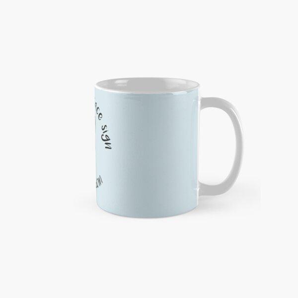 5-6cm Classic Mug