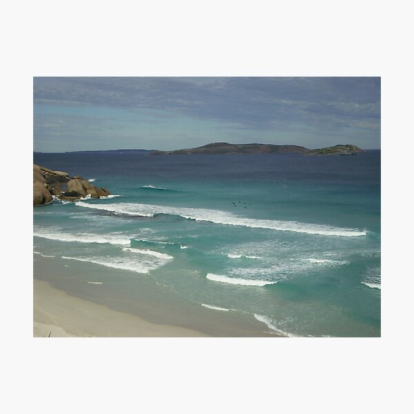 Perfection Esperance Western Australia Photographic Print