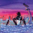 Blackbirds by FoolishMortal