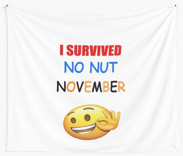 No Nut November Suomi
