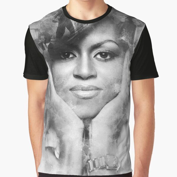Michelle is Free Graphic T-Shirt
