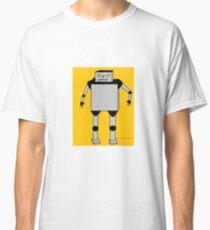 Sketchy Robot Classic T-Shirt