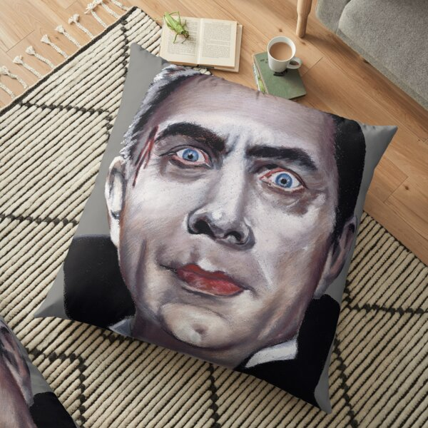 Dracula - Bela Lugosi  Floor Pillow