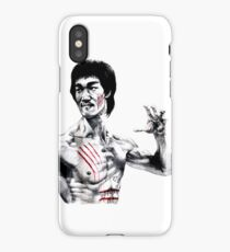 BRUCE LEE - DRAGON iPhone Case/Skin