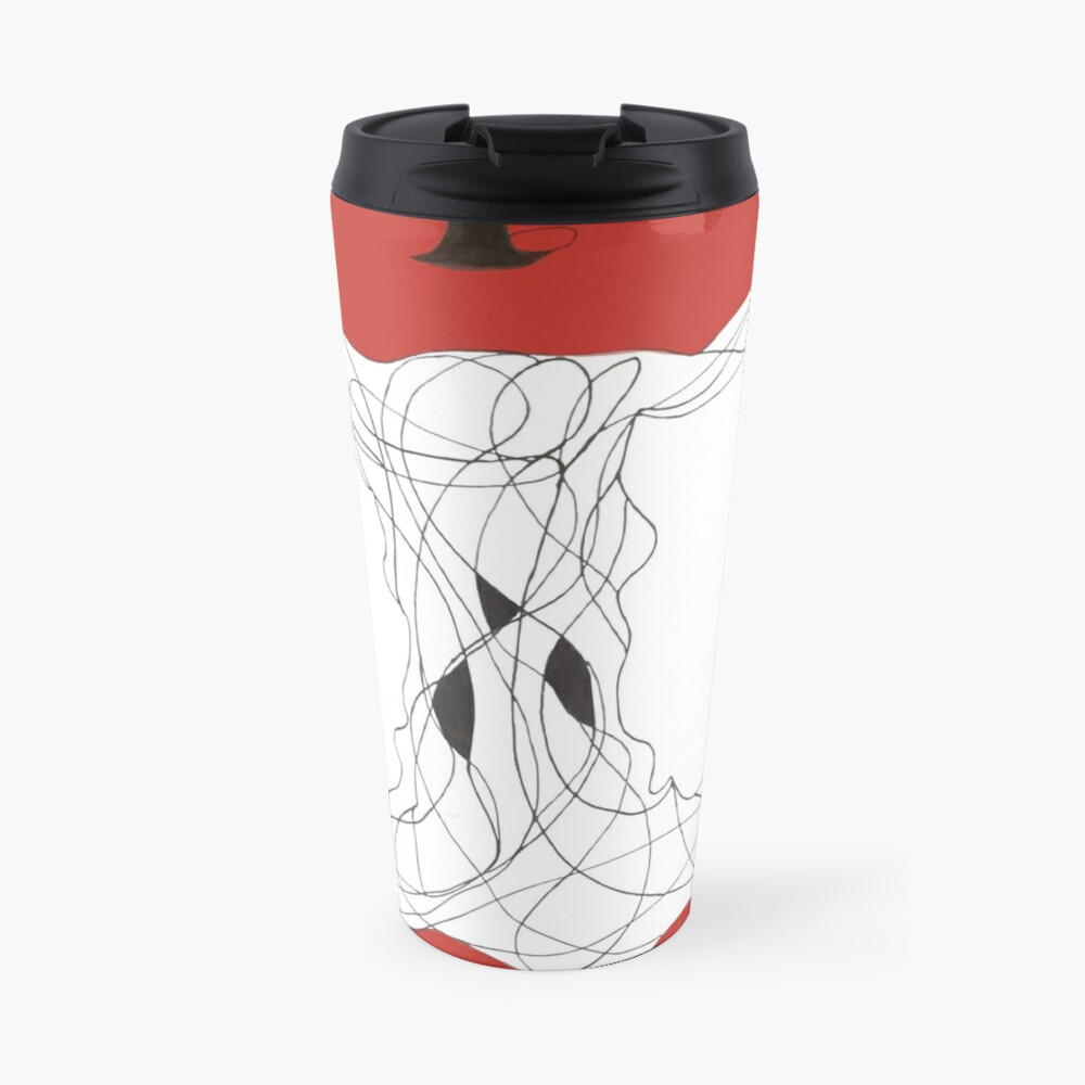 apple Travel Mug