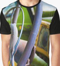 Inside A Tijuana Taxi  Graphic T-Shirt