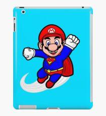 Super Plumber iPad Case/Skin
