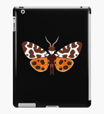 Mothboy02(b) iPad Case/Skin