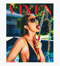 August Ames Photographic Print