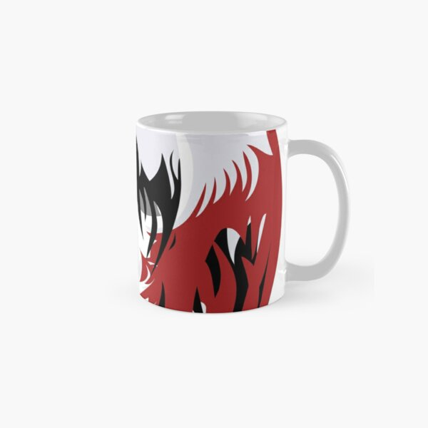 Black & Red Quintessence  Classic Mug