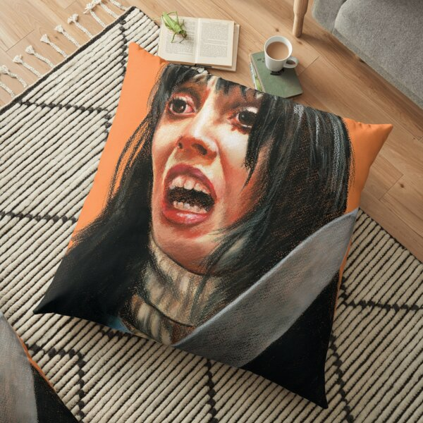 The Shining Floor Pillow