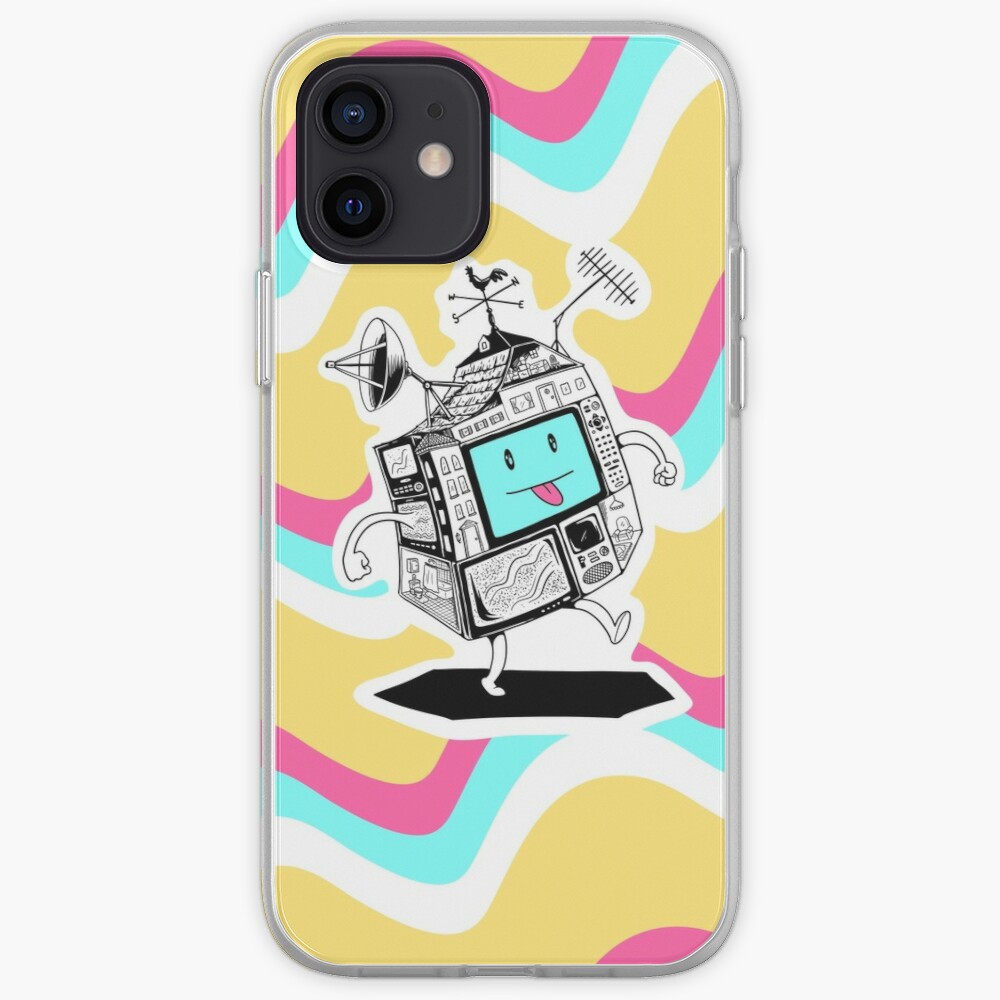 Grompo the TV Monster iPhone Case & Cover