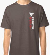 Zaibatsu Vertical Graphic T-Shirt Classic T-Shirt