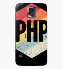 Retro PHP Programming Language Icon Case/Skin for Samsung Galaxy