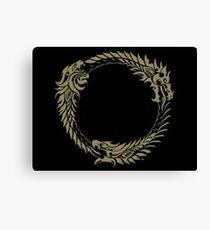Elder Scrolls online Canvas Print