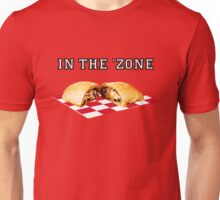 In the 'zone. Unisex T-Shirt