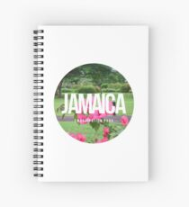 Emancipation Park, Jamaica Spiral Notebook