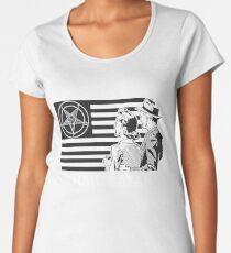 Hail Satan 666 T-Shirt Women's Premium T-Shirt