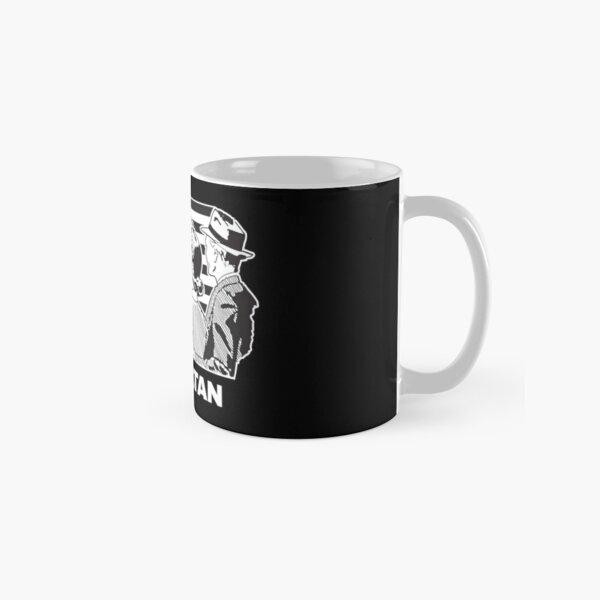 Hail Satan 666 With Nuclear Couple- Classic Mug