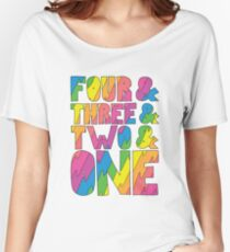 Broad City Intro Countdown Women's Relaxed Fit T-Shirt