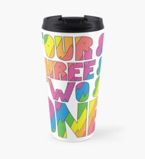 Broad City Intro Countdown Travel Mug
