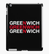 GREENWICH iPad Case/Skin