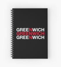 GREENWICH Spiral Notebook