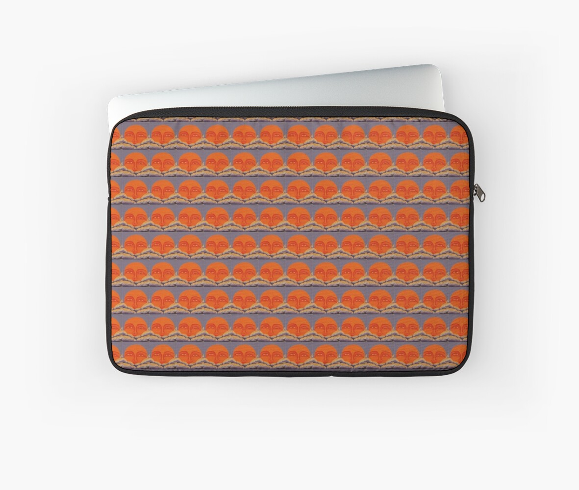 'Celestial 2016 #4' Laptop Sleeve