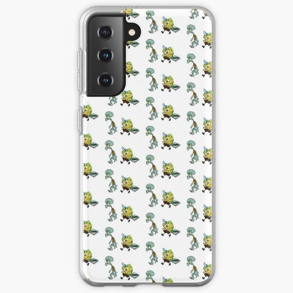 Krusty Krab Pizza  Samsung Galaxy Soft Case