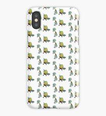 Krusty Krab Pizza  iPhone Case/Skin