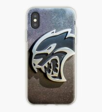 Dodge Hellcat emblem  iPhone Case