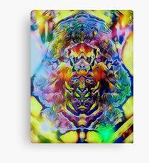 Psytrance Incarnation  Canvas Print