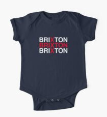 BRIXTON Short Sleeve Baby One-Piece