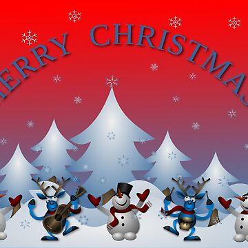 Christmas  by JohnDSmith