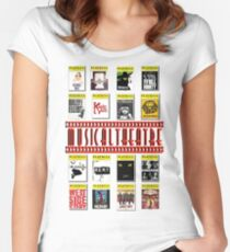 Musical Theatre! Women's Fitted Scoop T-Shirt