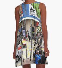 Causeway Bay  A-Line Dress