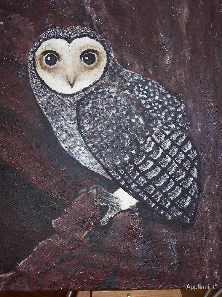 jeff's owl by Applemint