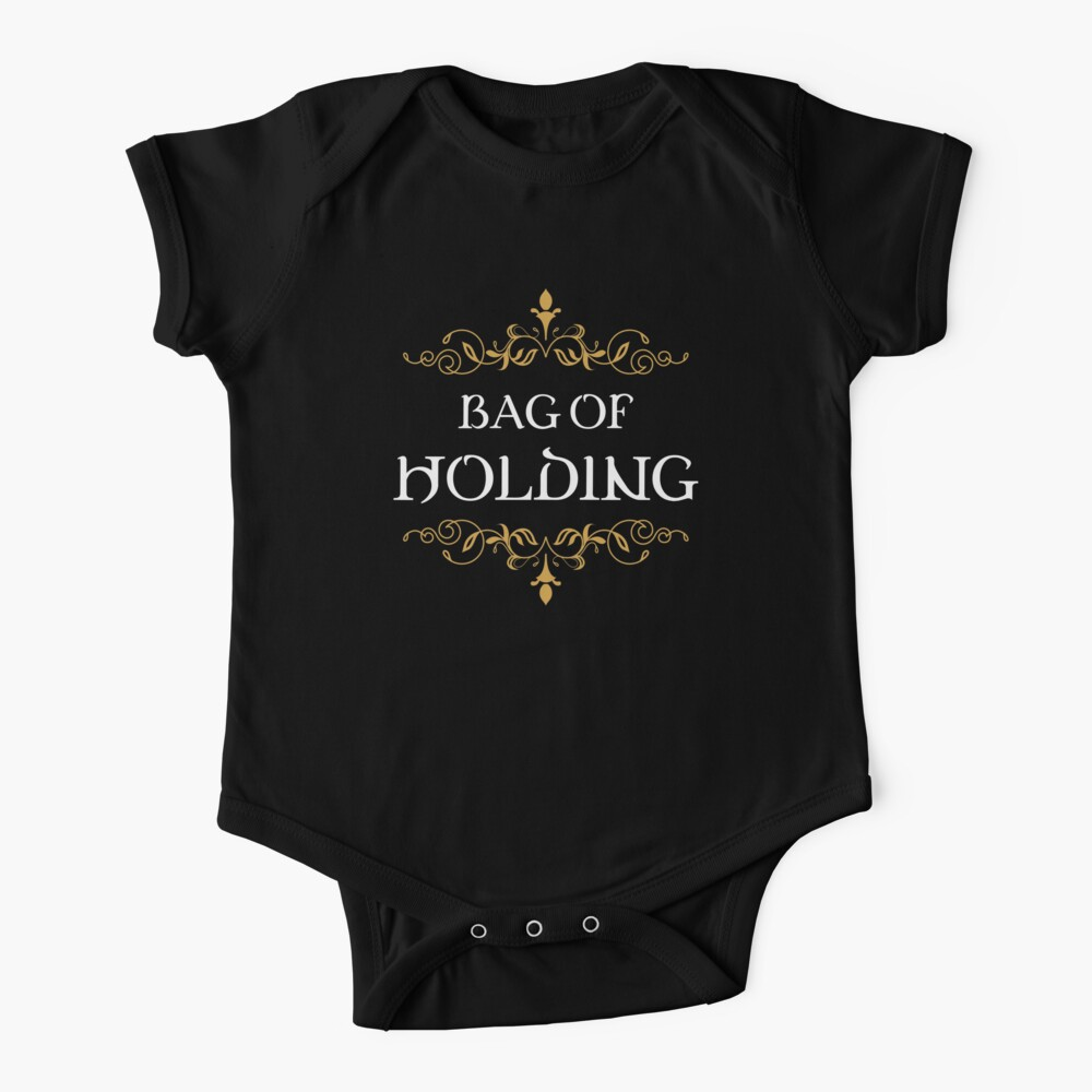 Bag of Holding Tabletop RPG Addict Baby One-Piece