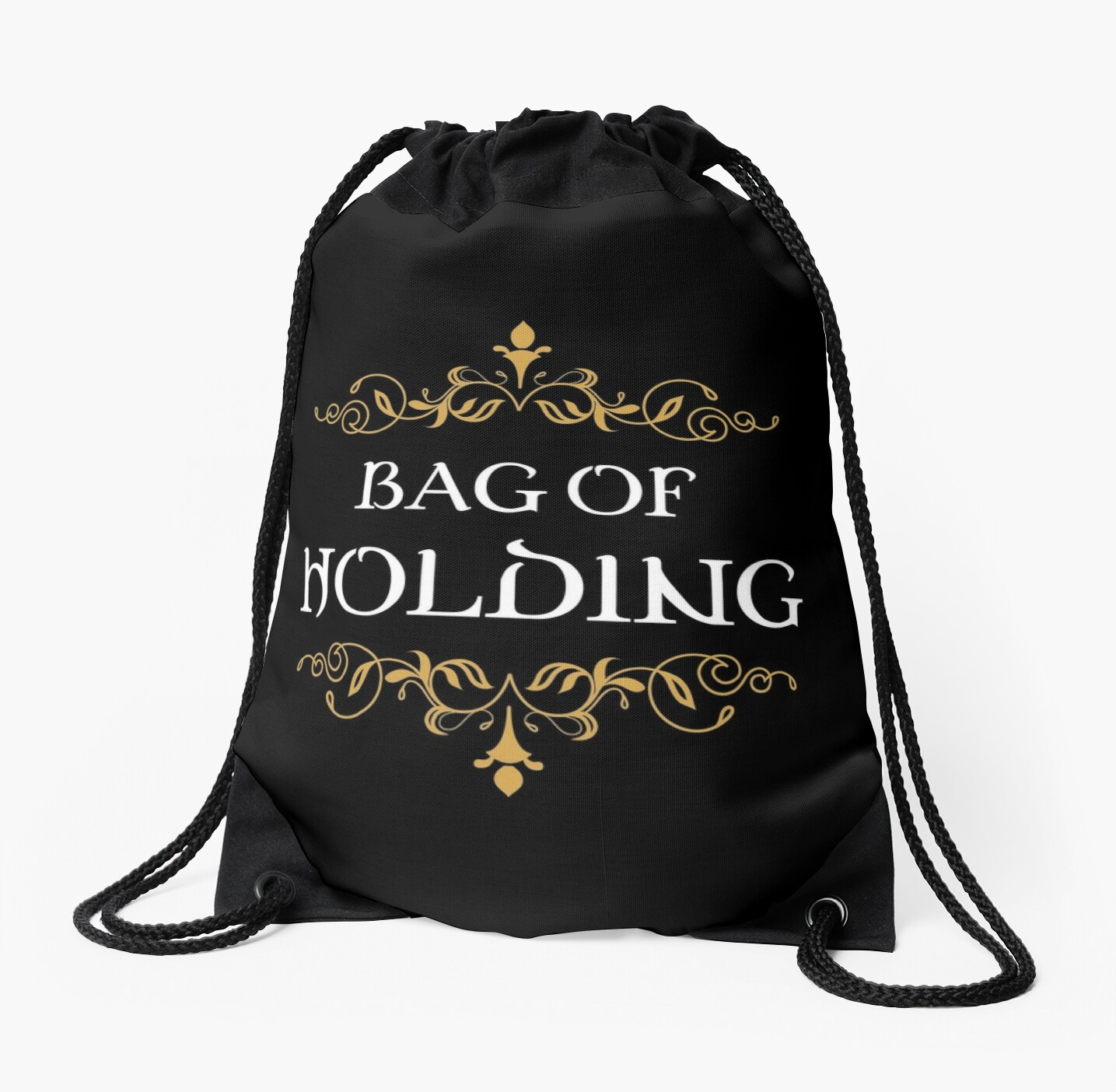 Bag of Holding Dungeons Crawler and Dragons Slayer Inspired by pixeptional