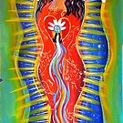 Our Lady of Guadalupe by Mary Ann Matthys