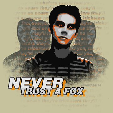 Never Trust A Fox by van-helsa124