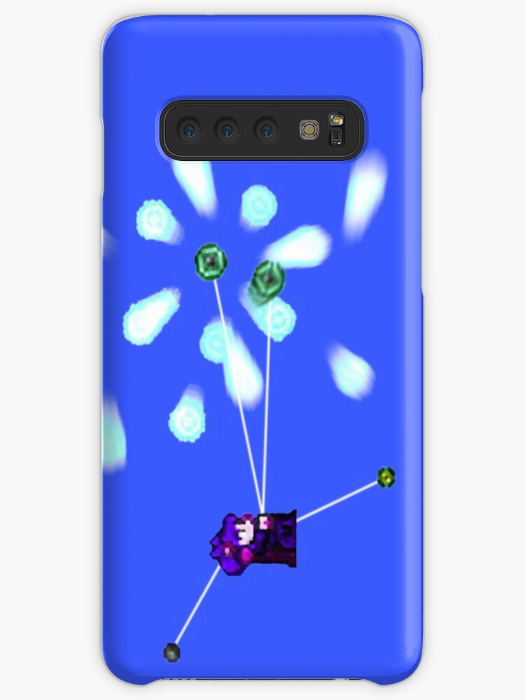 The Terrarian Princess Cases Skins For Samsung Galaxy By Justin