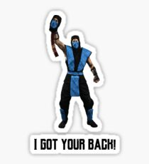 I Got Your Back Sticker
