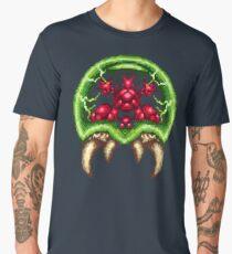 Super Metroid - Giant Metroid Men's Premium T-Shirt