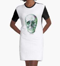 Pot Head Graphic T-Shirt Dress