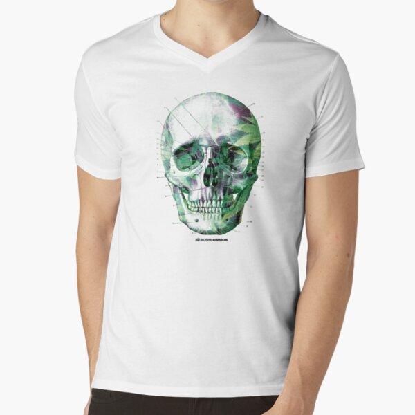 Pot Head V-Neck T-Shirt