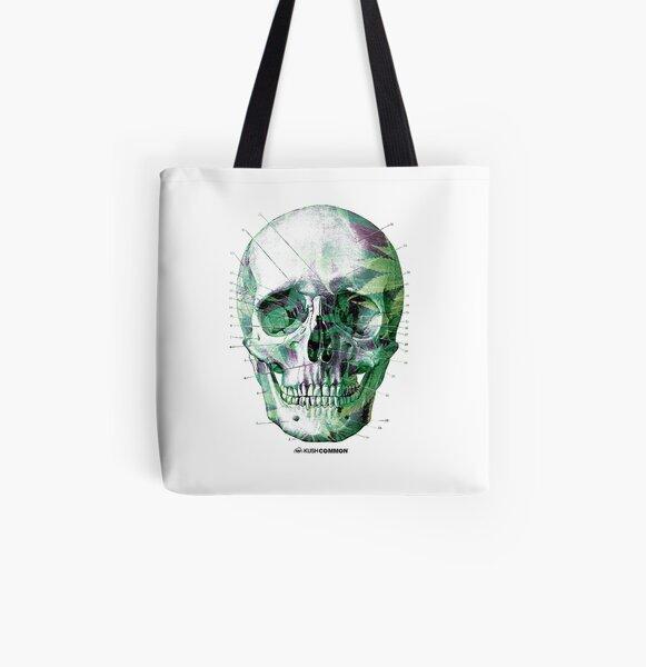 Pot Head All Over Print Tote Bag